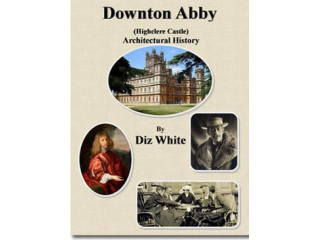 Free Book - Downton Abby's Architectural History