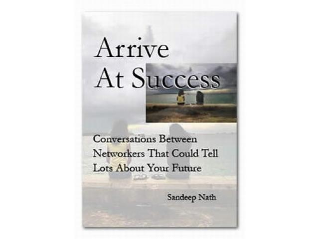 Free Book - Arrive at success