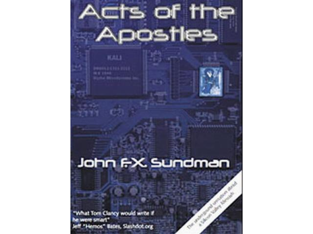 Free Book - Acts of the Apostles