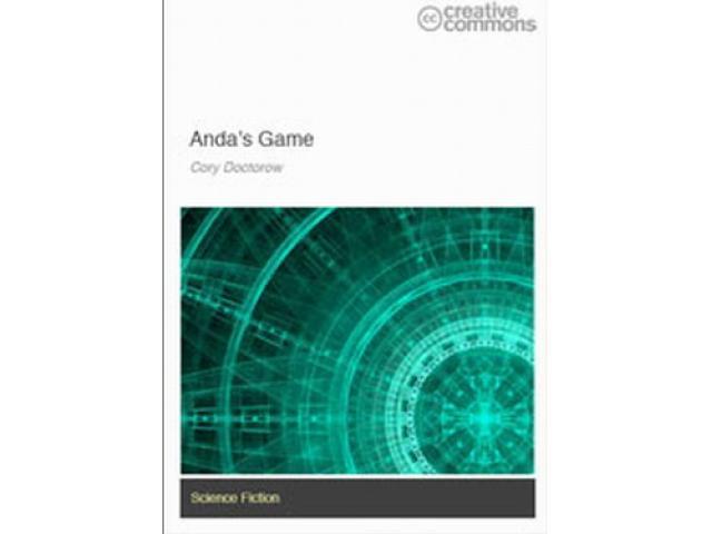 Free Book - Anda's Game