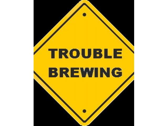 Free Book - Trouble Brewin'