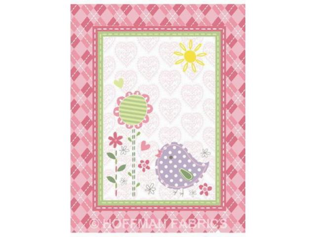 Free Book - Baby's first patterns