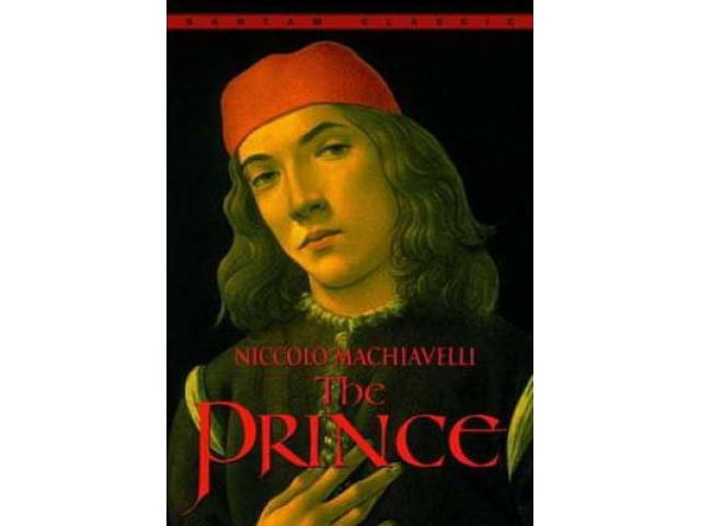 Free Book - The Prince