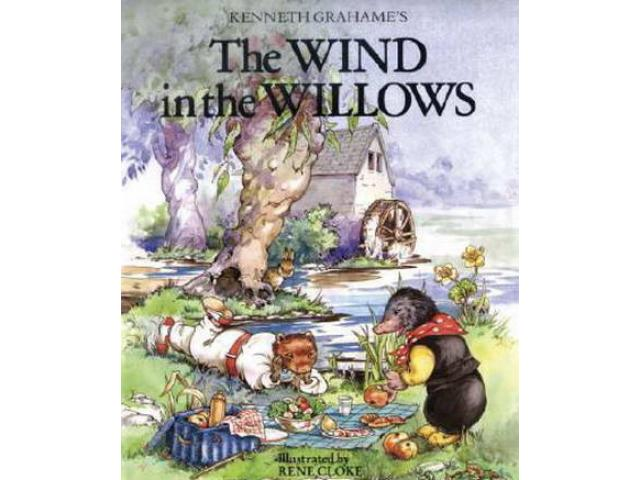 Free Book - The Wind in the Willows