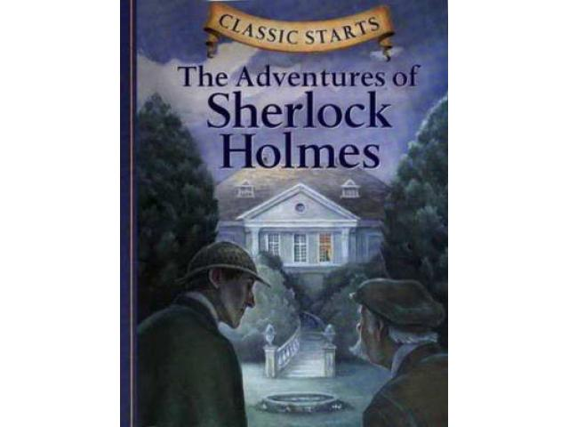 Free Book - The Adventures of Sherlock Holmes