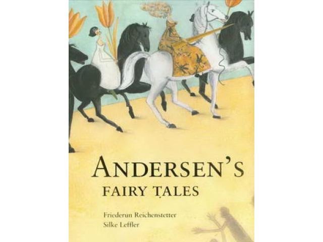 Free Book - Andersen's Fairy Tales