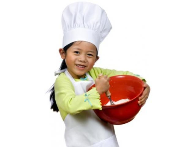 Free Book - A Little Cook-Book for a Little Girl