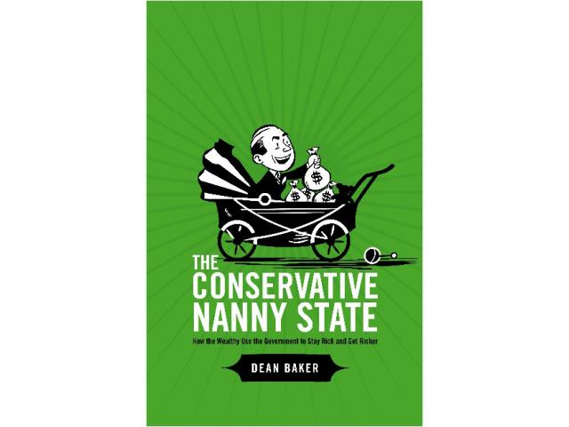 Free Book - The Conservative Nanny State