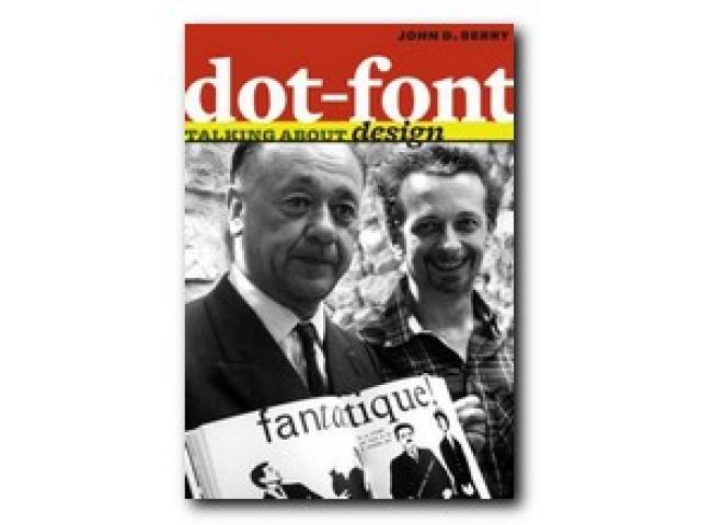 Free Book - Dot-font: Talking About Design