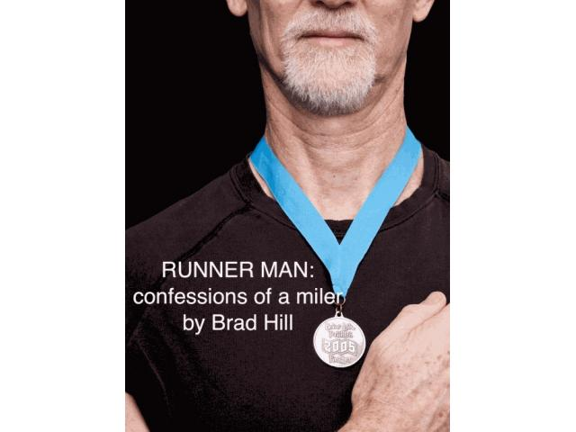 Free Book - Runner Man: Confessions of a Miler