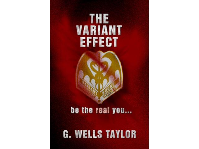 Free Book - The Variant Effect. Part One: Skin Eaters
