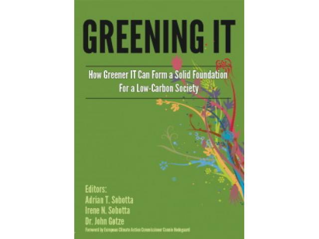 Free Book - Greening IT