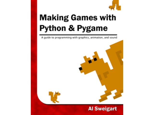 Free Book - Make games with graphics!