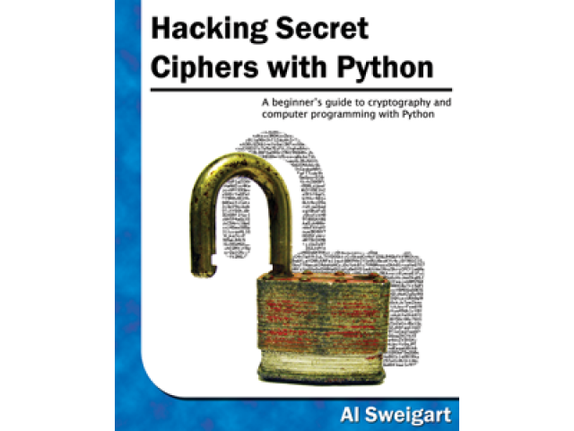Free Book - Encrypt messages and hack ciphers!