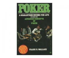 Poker - A Guaranteed Income for Life