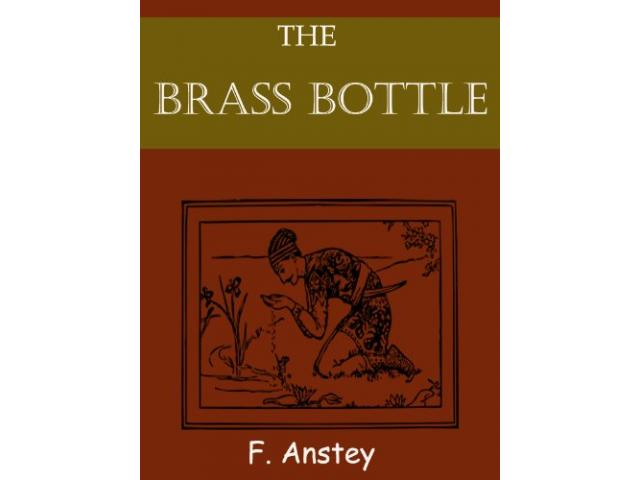 Free Book - The Brass Bottle