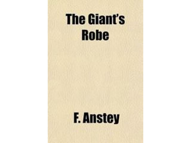 Free Book - The Giant's Robe