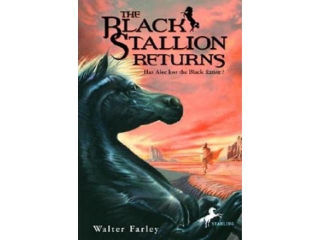 Free Book - Black Stallion Returns
