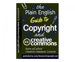 The Plain English Guide to Copyright and Creative Commons