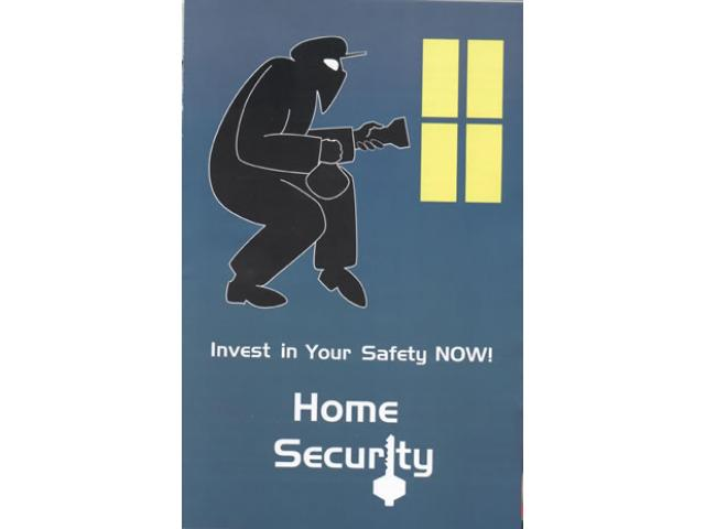 Free Book - Home Security