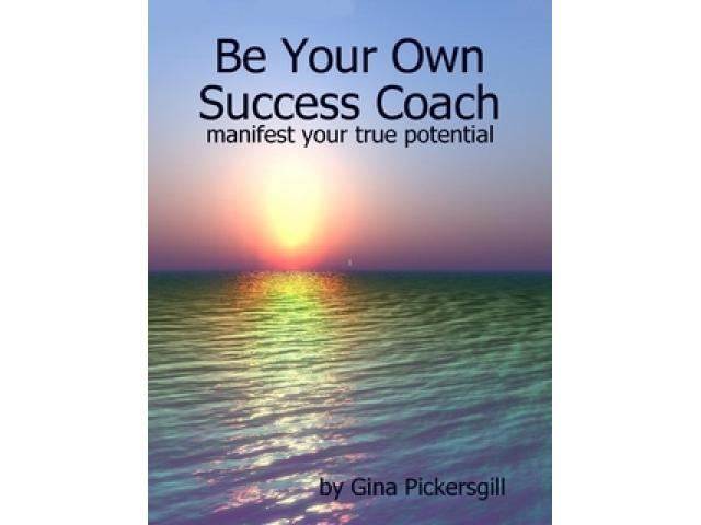 Free Book - Be Your Own Success Coach