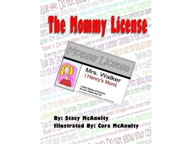 Free Book - The Mommy License