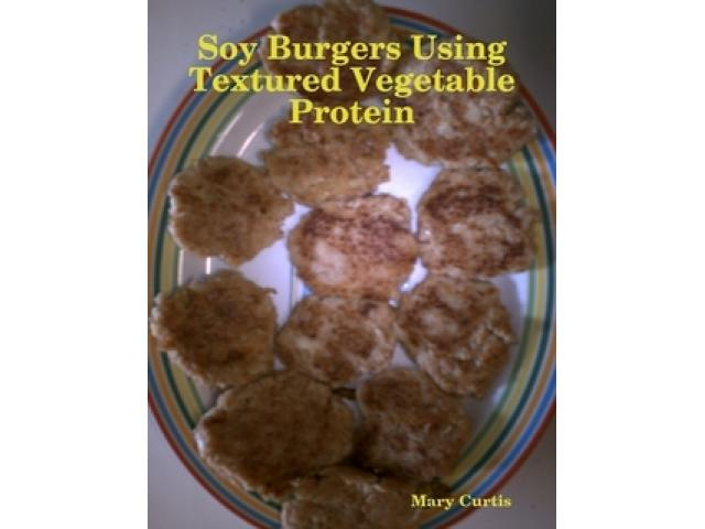 Free Book - Soy Burgers