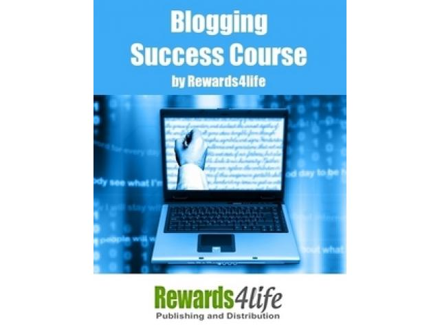 Free Book - Blogging Success Course