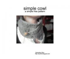 Simple Cowl