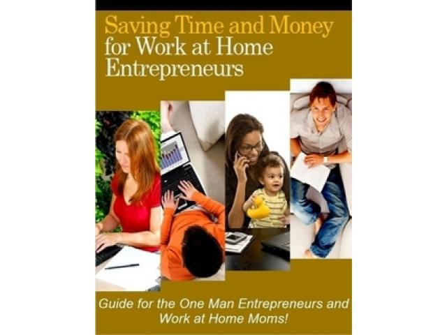 Free Book - Saving Time And Money