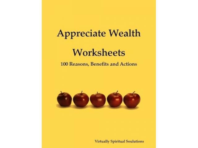 Free Book - Appreciating Wealth