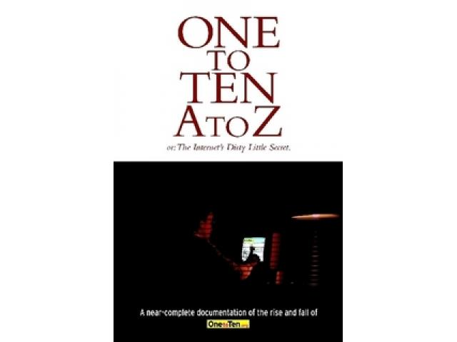 Free Book - One to Ten A to Z