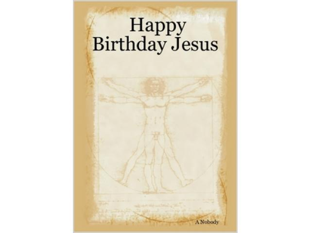 Free Book - Happy Birthday Jesus