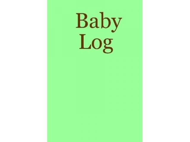 Free Book - Baby Log