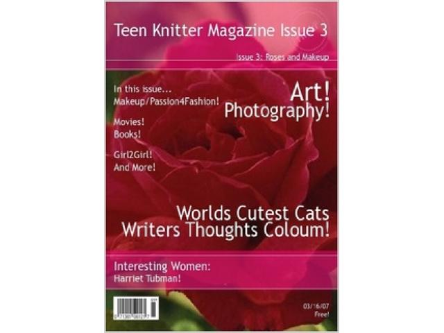 Free Book - Teen Knitter Issue 3