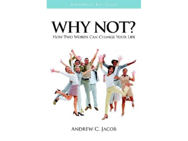 Free Book - Why Not?